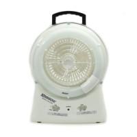 KRISBOW LAMPU DARURAT DENGAN KIPAS ANGIN / LAMPU EMERGENCY