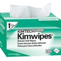 Kimtech Sciense Kimwipes Delicate Task Wipers 280 Sheet/Box