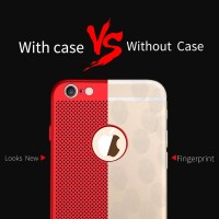Hard Case / Air Flow / Samsung S6 Edge - Anti Heat Case