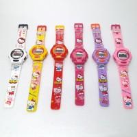 Jam Tangan Hello Kitty Model Baby G