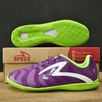 Produk Terlaris Sepatu Futsal Specs Torpedo Violet White Opal Green O