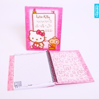 Hello Kitty Ordinary Note Book - Adinata / Buku Memo / Buku Tulis