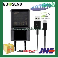 Cas Casan Charger Fast Charging Samsung S8 S8 Plus Note 8 Original
