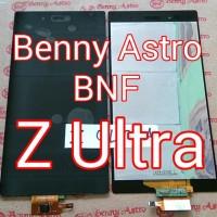 LCD + TouchScreen, Sony Xperia Z Ultra, C6802, C6806, C6833 Murah