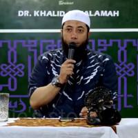 Paket Mp3 Ceramah Ustadz Khalid Basalamah & Ustadz Syafiq B