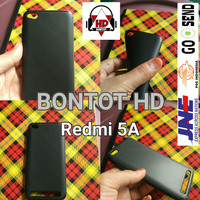 Casing Xiaomi Redmi 5A Softcase Slim Armor BackCase Case Hp Redmi 5 A