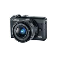 (Sale) Canon EOS M100 Kit 15-45mm - Grey