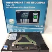 (Dijamin) Finger Print Promaxi PX-9000 ( Bisa Batery Backup)