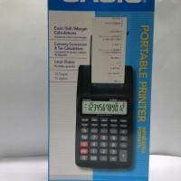 (Diskon) Casio HR-8TM (kalkulator struk)