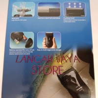 (Dijamin) Alat Cukur Kumis Shaver Panasonic ES-3831k