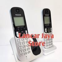 Telepon Wireless Panasonic KX-TGC212 - 2 handset With Loudspeaker