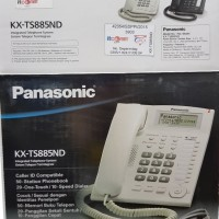(Murah) Telepon Kabel Rumah KX-TS885 Hitam