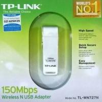 (Sale) TP-LINK WIFI 150MBPS WIRELESS N USB ADAPTOR TL-WN727N