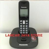 (Dijamin) Panasonic KX-TG6411 IT COM BLACK