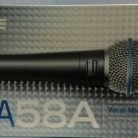 (Sale) MIC SHURE BETA 58A ORIGINAL