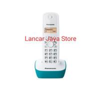 (Dijamin) Telepon Tanpa Kabel Panasonic KX-TG1611 Biru