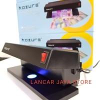 (Diskon) Alat Deteksi Uang Palsu (Money Detector Morgen 3601)
