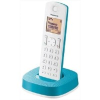 (Dijamin) Panasonic Cordlessphone KX-TGC310 Cyan