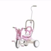 Iimo 2 Tricycle Macaroon Pink Sepeda anak Sepeda lucu SUPER