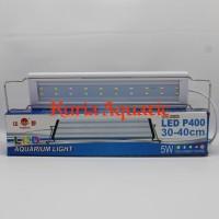 Jual YAMANO LED P 400 / 5 WATT P400 / 5W LAMPU AQUARIUM AQUASCAPE 30 - 40Cm Murah