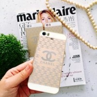CHANEL GOLD NEO CASE FOR IPHONE 4 \ S OR IPHONE 5 \ S ALF35