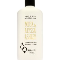 Hand and Body Lotion Musk by Alyssa Ashley/500ml