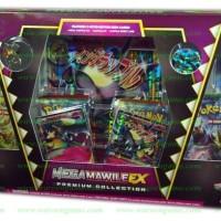 (Diskon) Pokemon TCG: Mega Mawile-EX Premium Collection Card Game