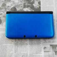 (Diskon) *Rare ITEM* 3DS XL Blue-Black FW 4.5 + Gateway READY BAJAKAN
