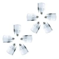 [Paket 10 Pcs] Lampu Led 15 Watt Super Terang Super Hemat - Putih
