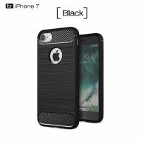 iPhone X - 7 8 Plus spigen like cover case casing carbon hp FIBER LINE
