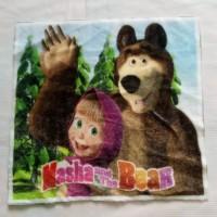 Gambar Print Marsha & Bear