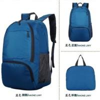 Tas Backpack Lipat Serbaguna BP-BJ - Blue