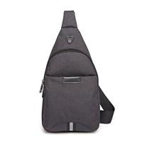 Tas Selempang Pria Sling Shoulder Bags M-OTG - Black