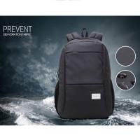 Tas Laptop Backpack Ransel Waterproof Arctic Hunter - Black
