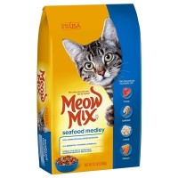 Meow Mix Seafood Medley 1,4Kg