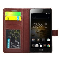 LEATHER KULIT FLIP COVER WALLET CASING LENOVO VIBE K5 PLUS/LEMON 3/K5