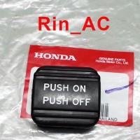 Karet Cover Pad Pedal Rem Tangan di Kaki Honda CRV '13-'14 MATIC ASLI