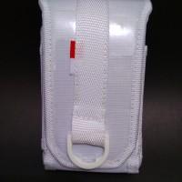 Sarung Hp double slot putih 6 inch