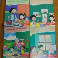 Paket Buku Siswa Tematik K13 Kelas 5 Semester 2 /Diknas, Tema 6,7,8,9