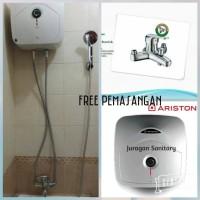 Pemanas Air / Water Heater Ariston AN 15L 1 set + pemasangan