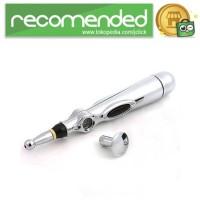 Alat Akupuntur Elektrik Magnet Therapy - Silver