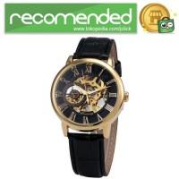 Forsining Jam Tangan Mechanical Luxury Pria - SLZa26 - Hitam