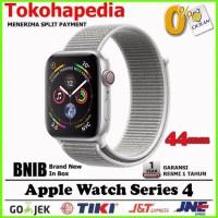 Apple Watch iWatch Series 4 44mm Silver Seashell Sport Band Loop MU6C2