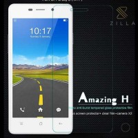 Zilla 2.5D Tempered Glass Curved Edge 9H 0.33mm for Oppo Joy 3 HP