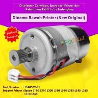 Dinamo Motor Bawah Printer Epson L550 L355 L555 L110 L210 L300 L350
