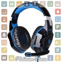 Harga kotion each g2000 gaming headset super bass with le 5zt6ze black   Hargalu.com