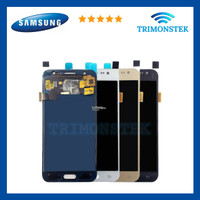 Lcd + Touchscreen Fullset Samsung Galaxy J5 J500 J500G Atur Kontras