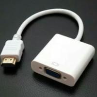 Kabel Konverter HDMI To VGA