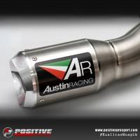 Austin Racing GP1RR for Kawasaki Z1000 knalpot AR