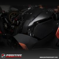 Techspec tank grip for Kawasaki Ninja 250 2018 / Ninja 400